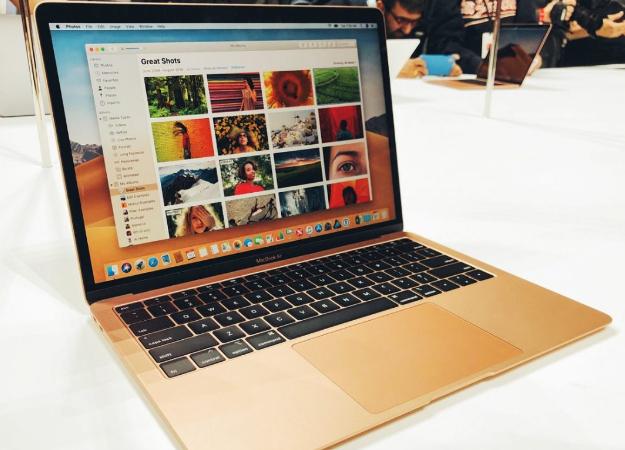 Вот это новинка: SSD-диск обновленного MacBook Air медленнее, чем упрошлой модели