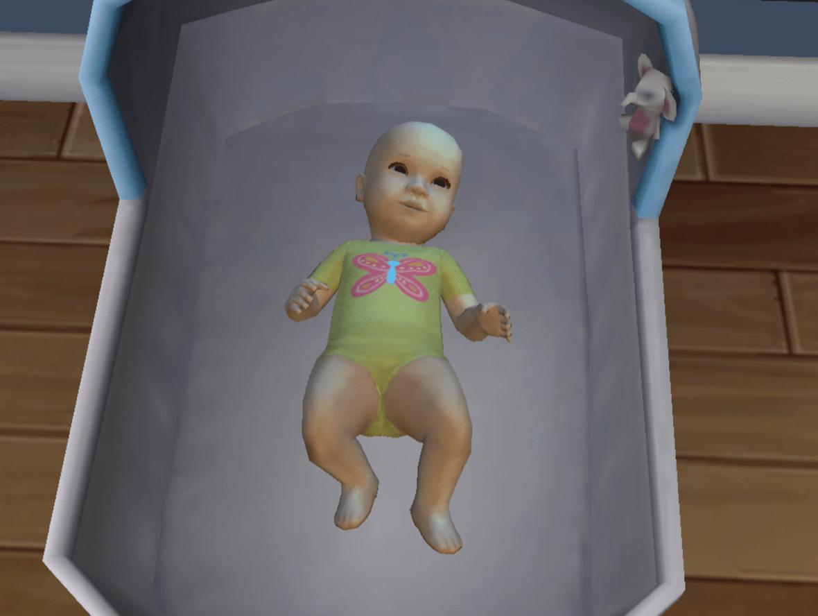 Как вырастить 100 младенцев вThe Sims4