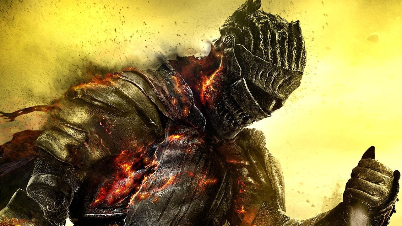 Стример победил последнего босса Dark Souls 3… играя набананах