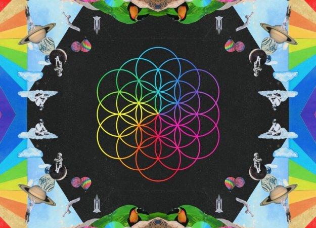 Coldplay выпустила альбом Kaleidoscope. Послушайте его прямо сейчас