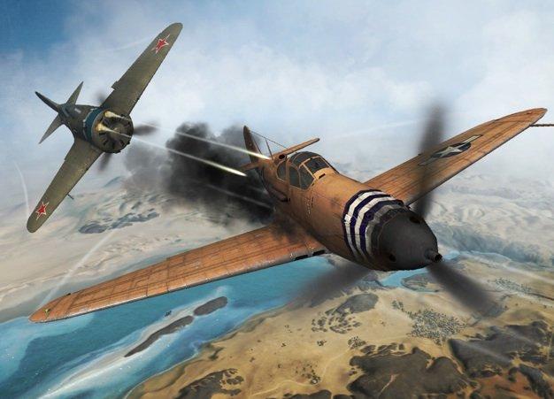 World of Warplanes. Обзор и рецензия. | Канобу