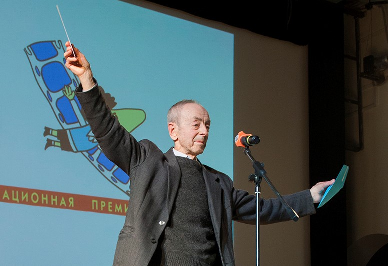 Умер Борис Савин— один изсоздателей мультфильма «Падал прошлогодний снег»