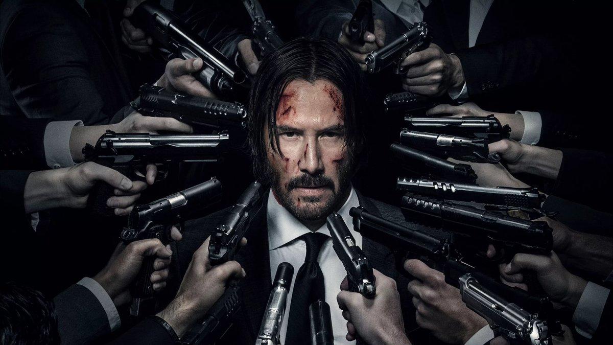 Премьеру «Джона Уика 4» иеще двух своих фильмов перенесла студия Lionsgate