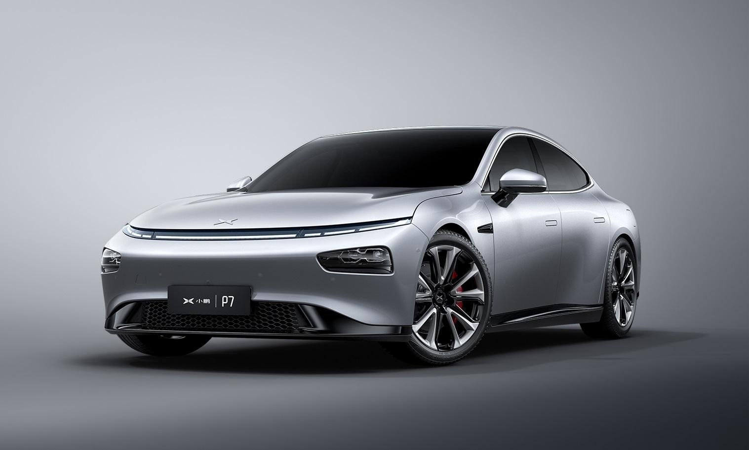 Китайцы представили Xiaopeng P7— электромобиль-убийцу Tesla Model 3 cавтопилотом Nvidia