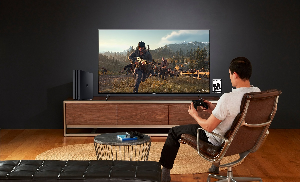Новые телевизоры Sony Bravia готовы кработе сPlayStation5