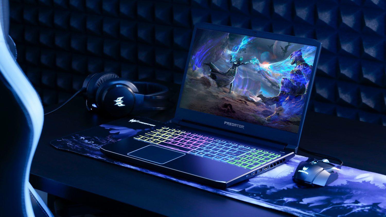 ВРоссии вышли обновленные игровые ноутбуки Acer Predator Helios 300 иTriton 500