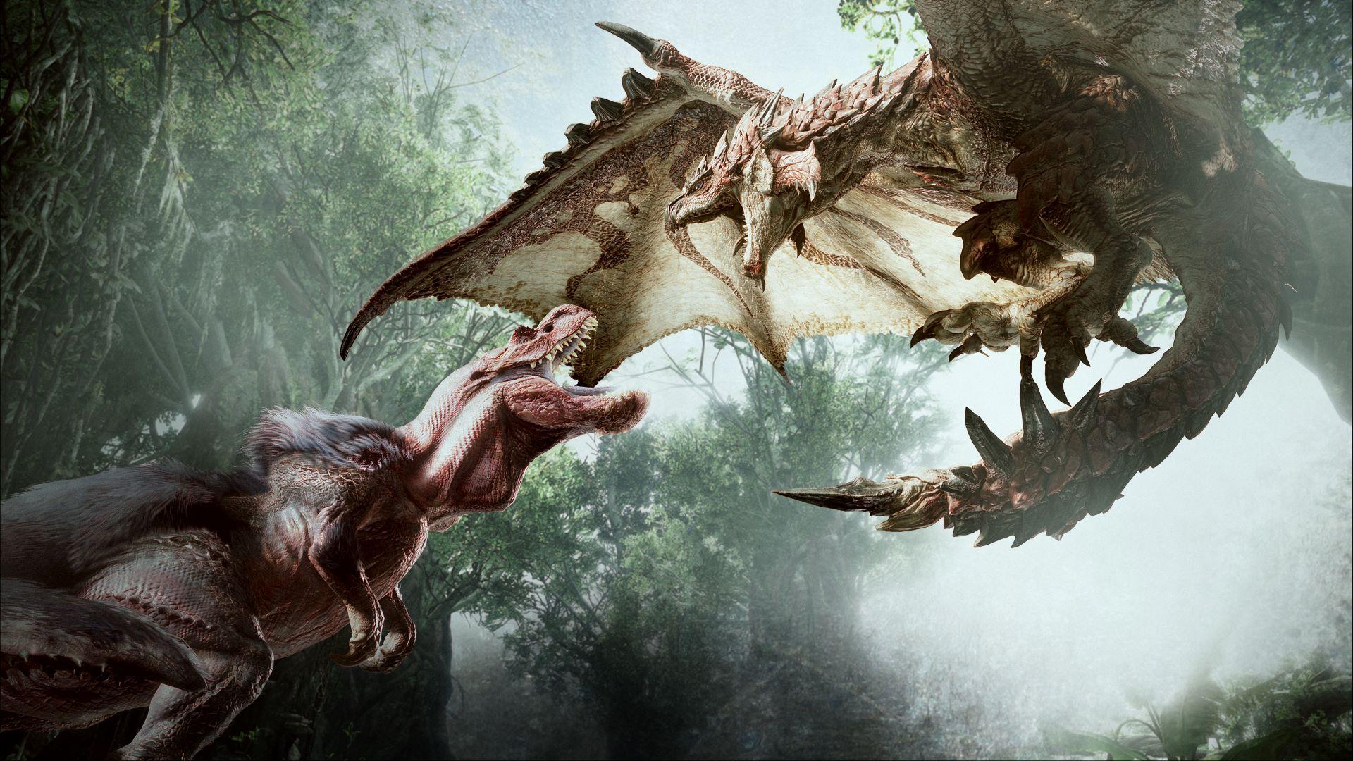 А это точно не новый «Обитель зла»? Первые кадры с Миллой Йовович со съемок фильма Monster Hunter