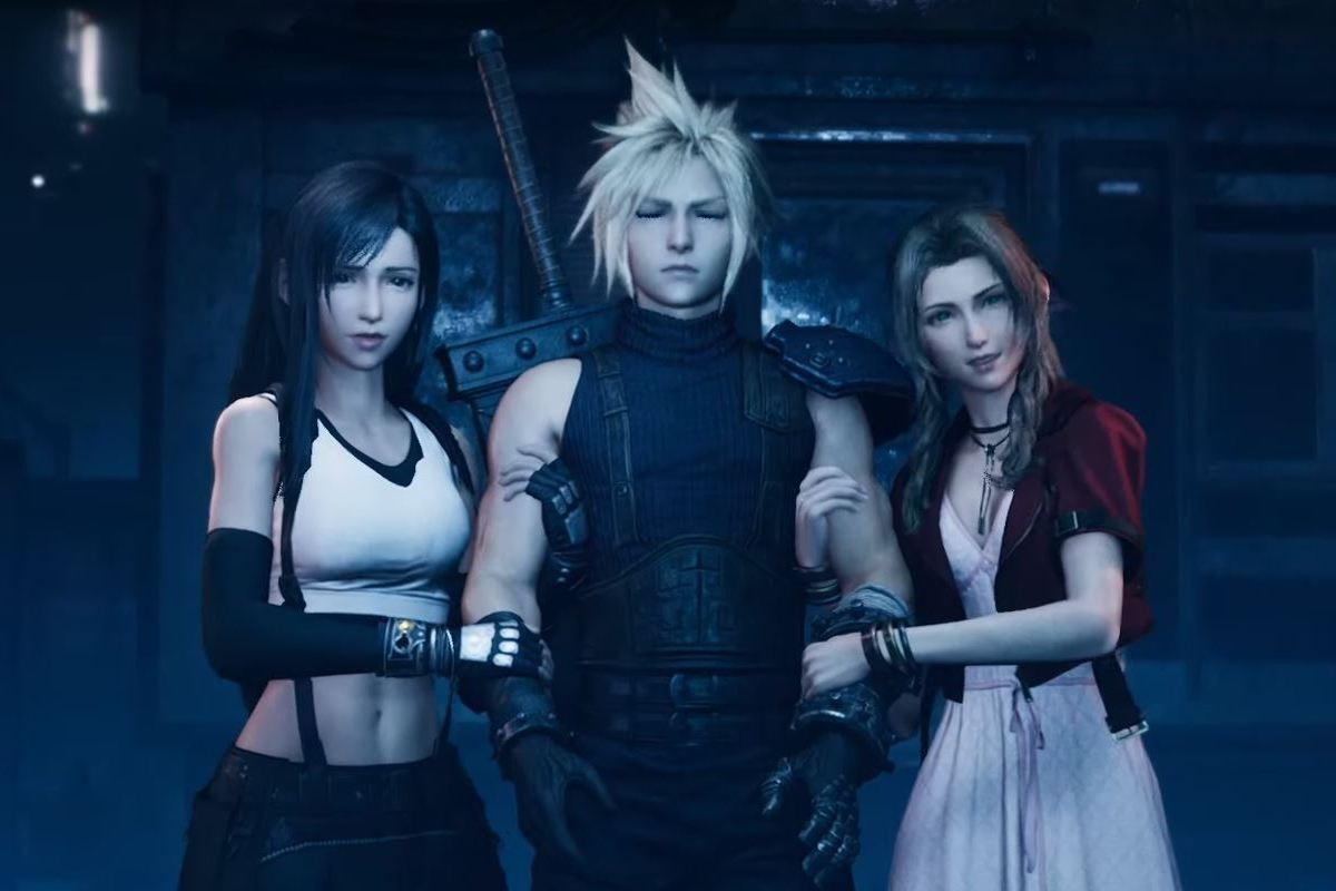 Final Fantasy VII Remake выглядит абсолютно прекрасно нановых скриншотах игры