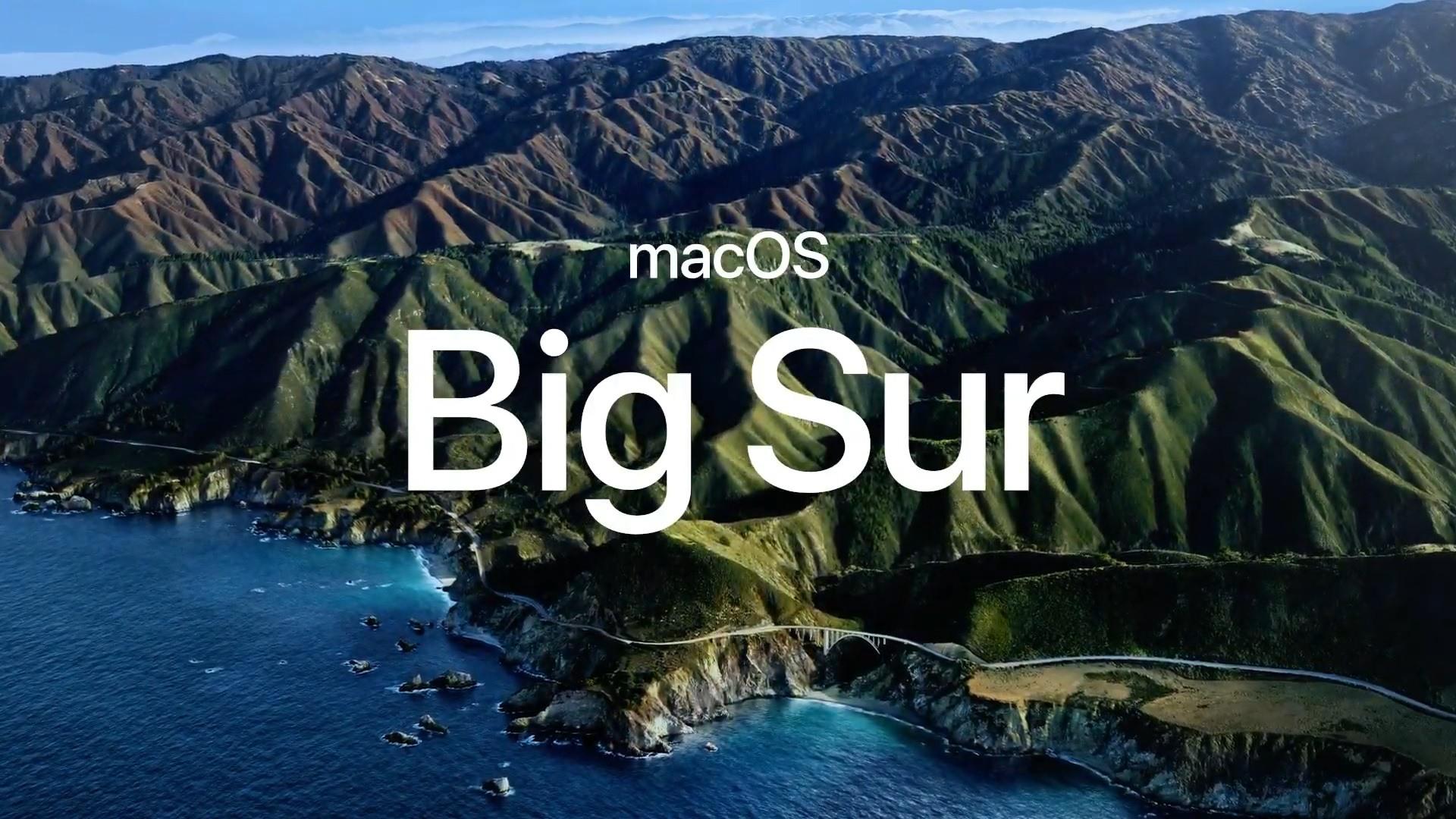 НаWWDC 2020 анонсировали macOS Big Sur