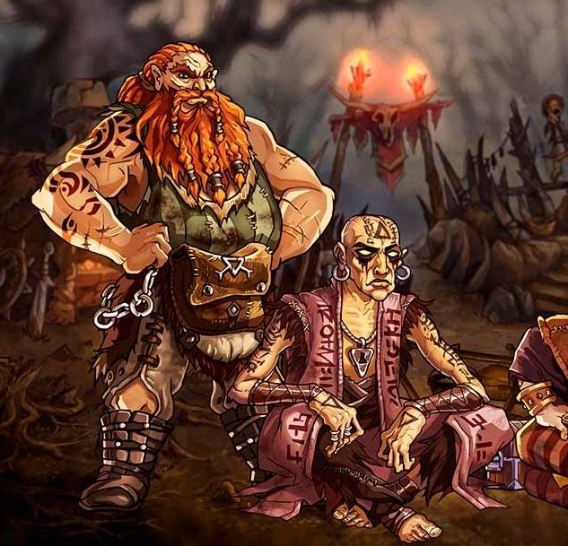 Игра Deck of Ashes выйдет в июне. Это российская RPG с карточными боями в духе Slay the Spire