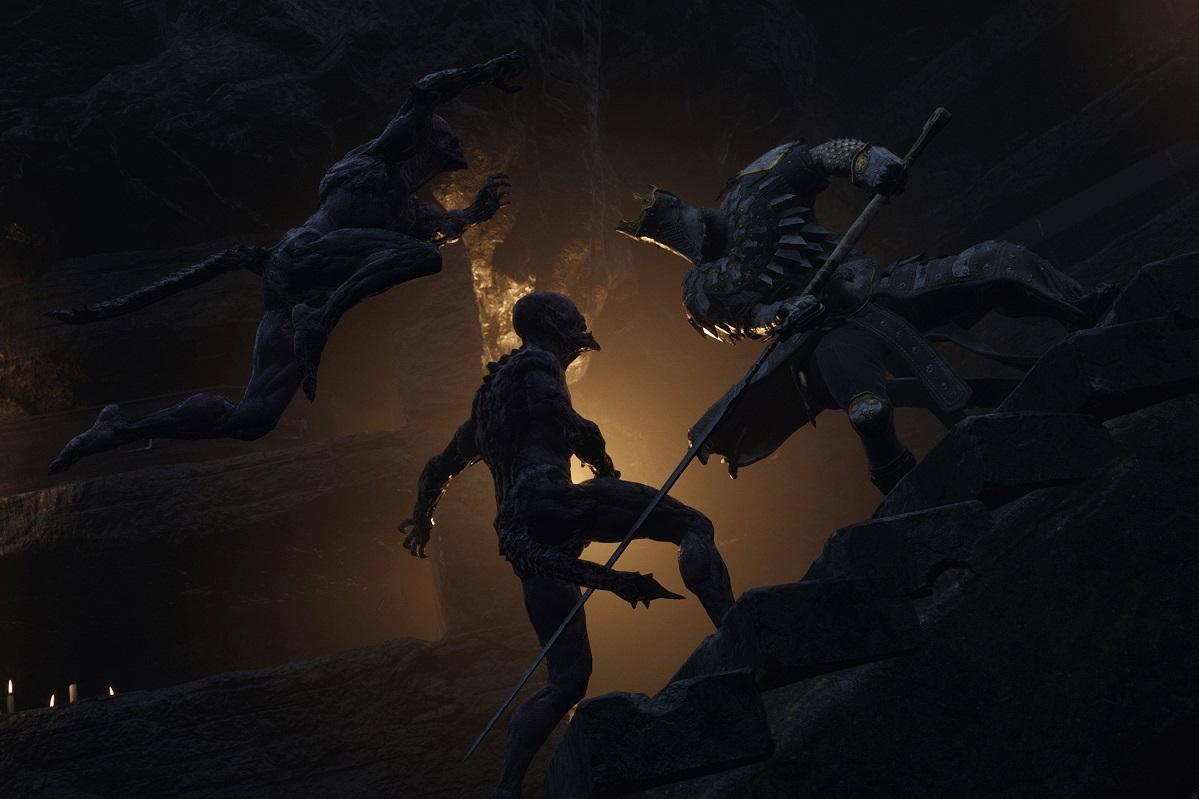 Анонсирована Mortal Shell— еще одна любопытная игра вдухе Dark Souls
