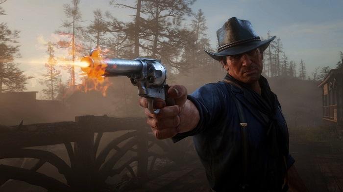 Гайд. Лучшее и уникальное оружие в Red Dead Redemption 2 — и где его найти
