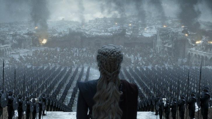 Джордж Мартин считает, что нужно было бы еще 5 сезонов на правильный финал «Игры престолов»