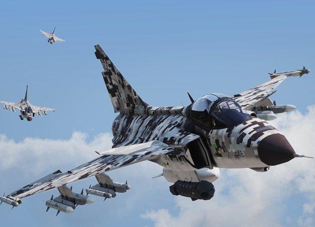 ВArma 3 появятся реактивные самолеты итанки