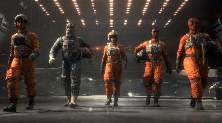 Вновой игре Star Wars: Squadrons отЕАнебудет микротранзакций
