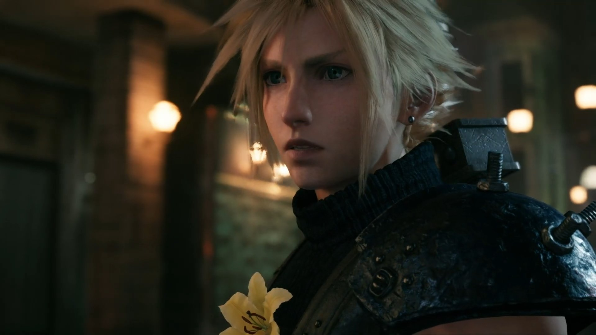Вышел новый трейлер Final Fantasy VII Remake с музыкальной темой от композитора франшизы