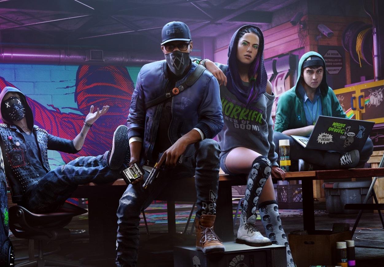 Watch Dogs 2 можно будет забрать бесплатно вовремя Ubisoft Forward