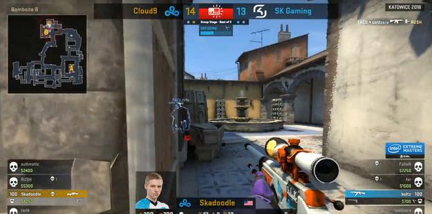 Команда не может? Skadoodle поможет. Как снайпер команды Cloud9 затащил «клатч»