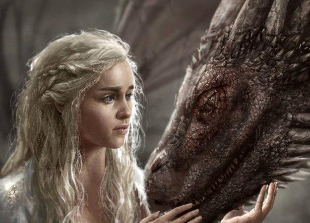 «Мать драконов» незабуду: Эмилия Кларк сделала тату сосвоими «детьми» из«Игры престолов»