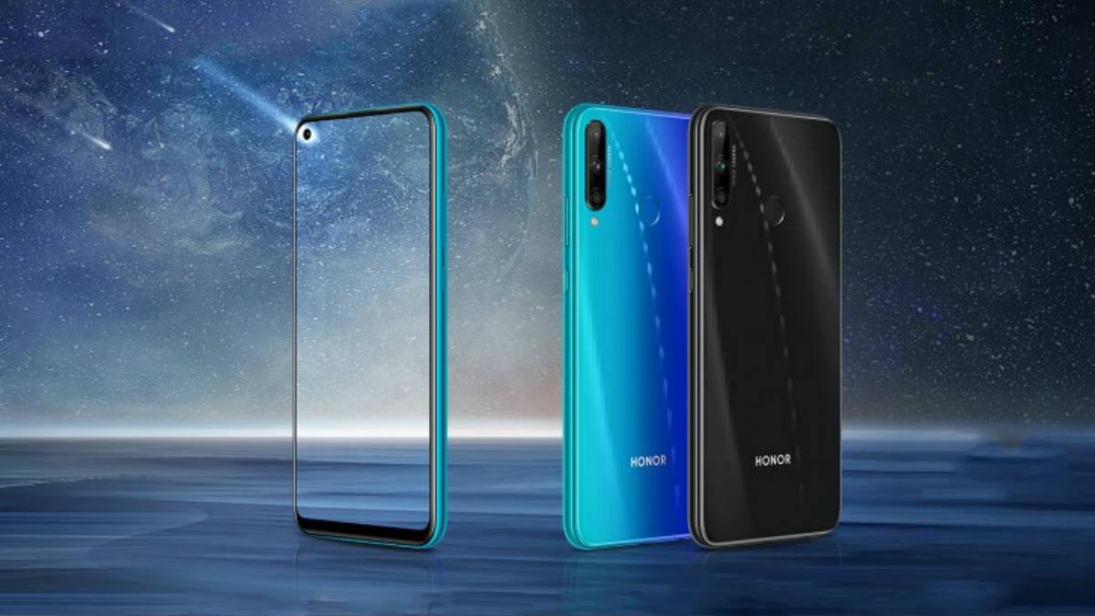 ВРоссии начались продажи бюджетных смартфонов линейки Honor9