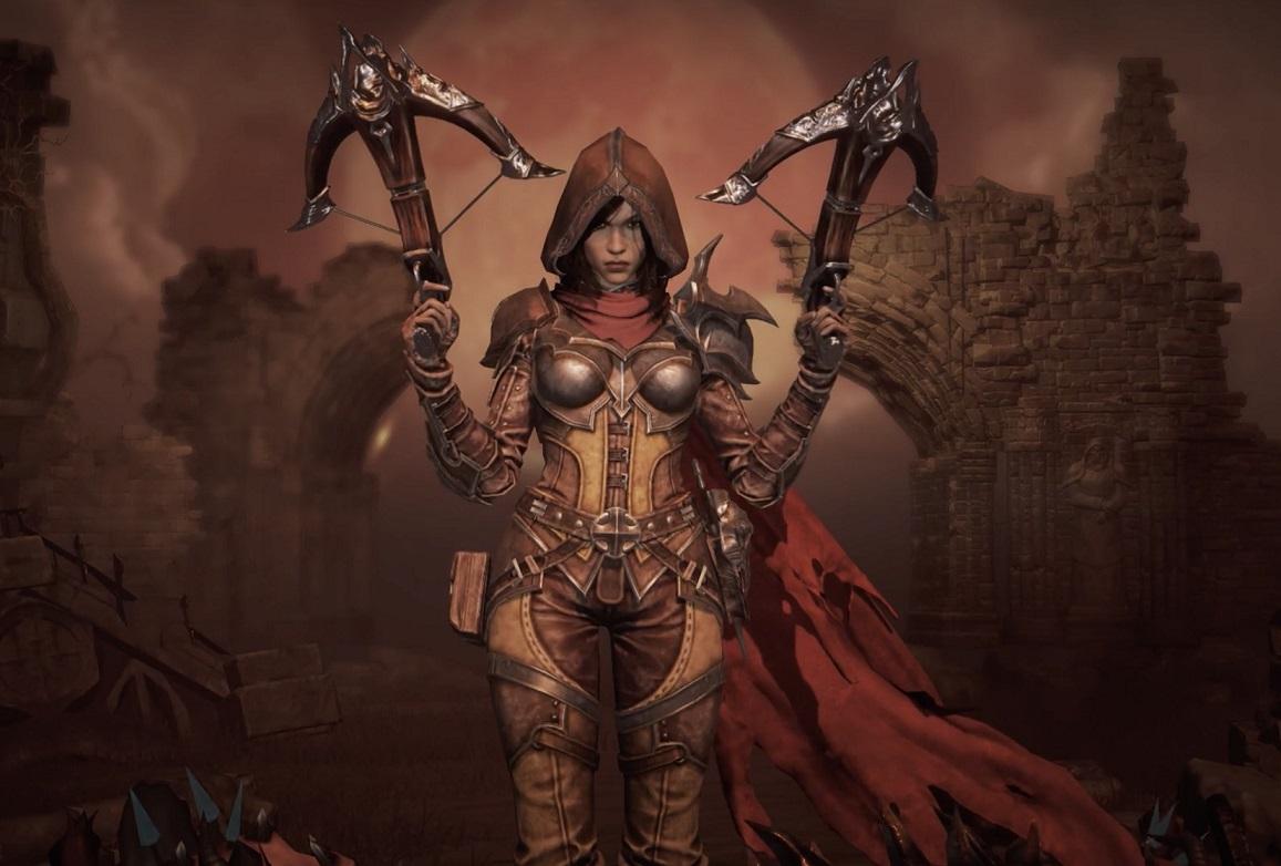 Новый геймплей Diablo: Immortal в трейлере с ChinaJoy 2020