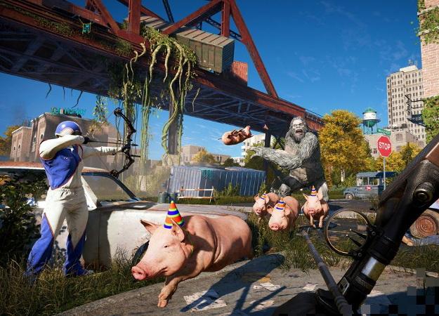 Создайте «свой Far Cry» слюбыми режимами при помощи редактора вFar Cry5