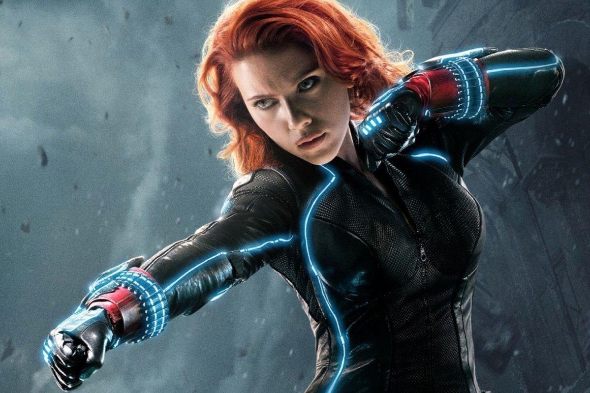 Скарлетт Йоханссон хочет фильм Marvel содними супергероинями