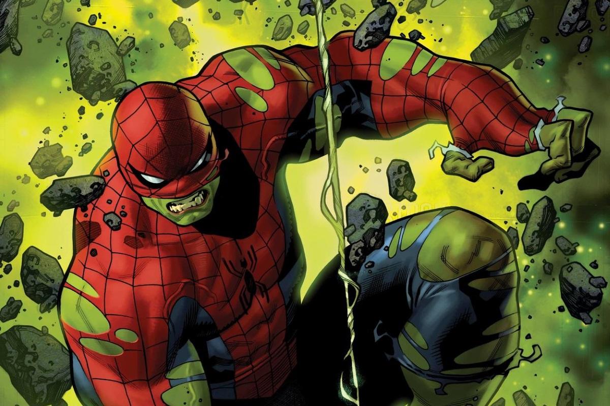 Человек-паук ненадолго станет Халком