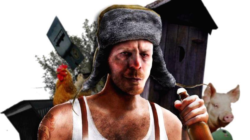 НаKickstarter собирают средства для игры офермере-алкоголике