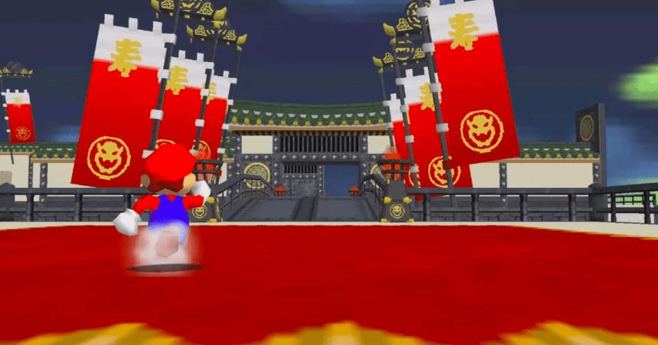 Энтузиаст воссоздал Super Mario Odyssey вMario64