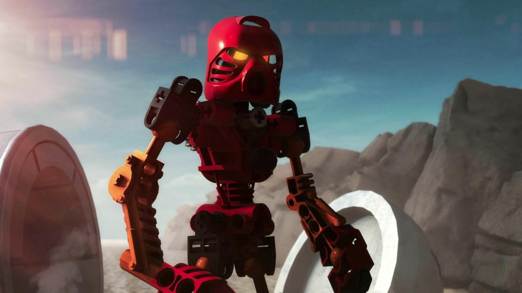 Фанаты Bionicle делают LEGO-игру. Уже показали трейлер игеймплей