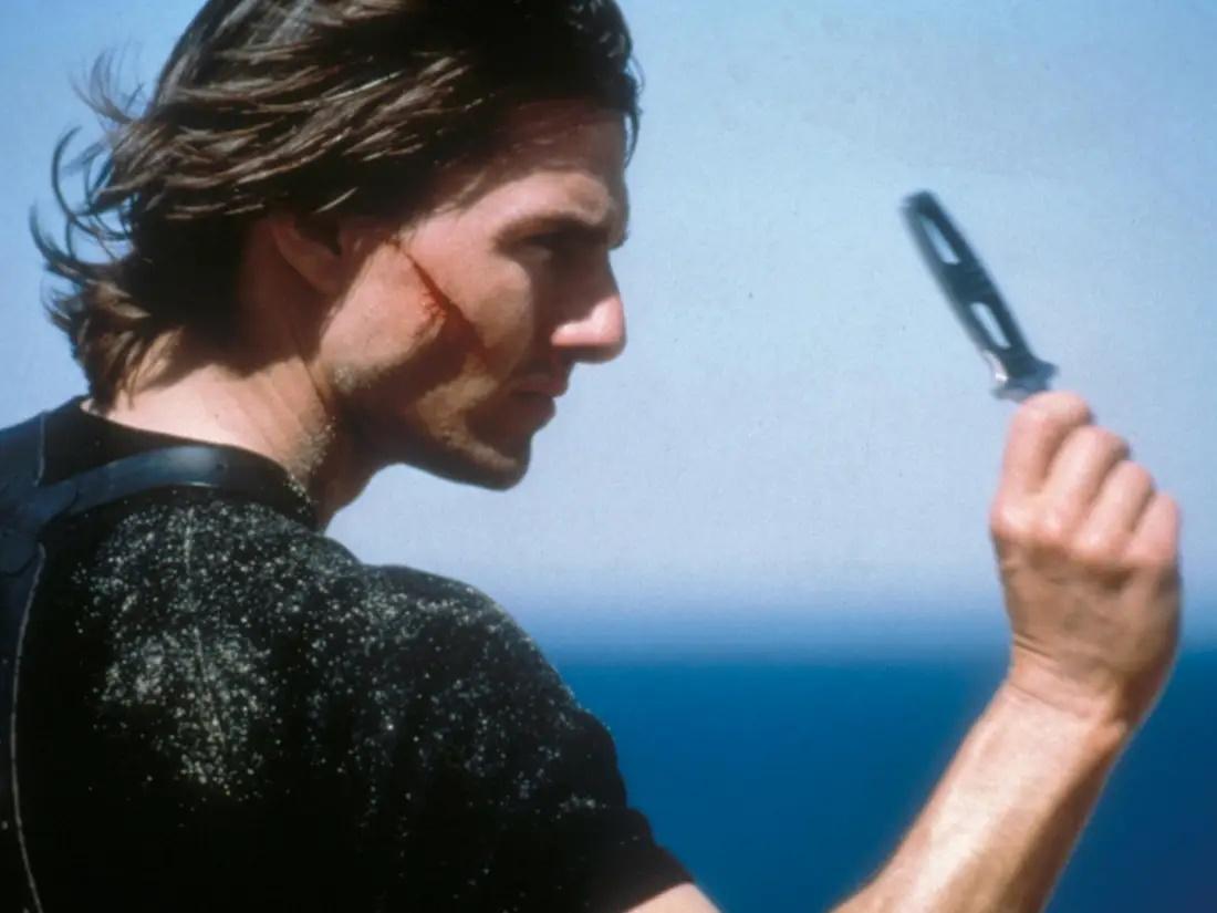 Лучшие боевые сцены Тома Круза. От«Джека Ричера» до«Особого мнения»