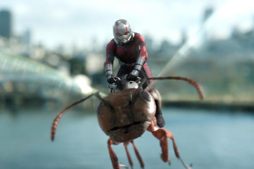 50 неудобных вопросов кфильму «Человек-муравей иОса»