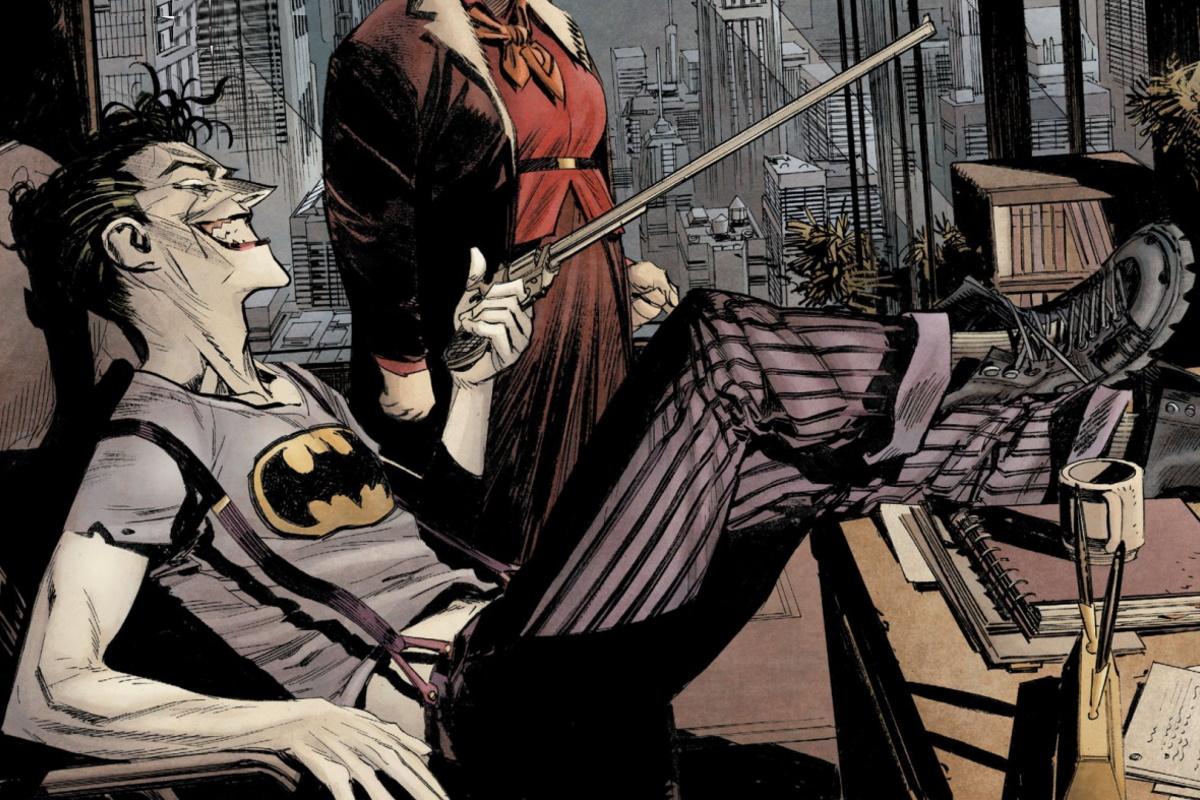 Возвращение Джокера ишокирующие смерти. Каким получился Batman: Curse ofthe White Knight