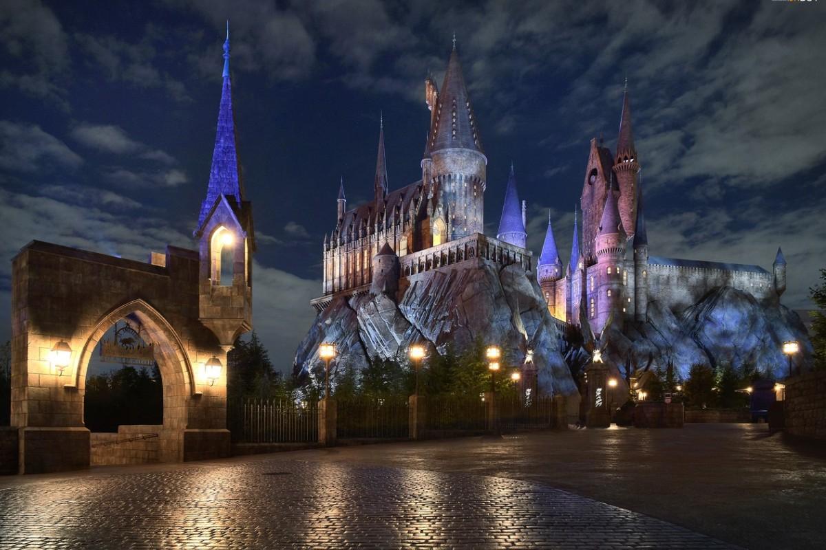 Тест. Вкакой волшебной школе из«Гарри Поттера» тыучилсябы?