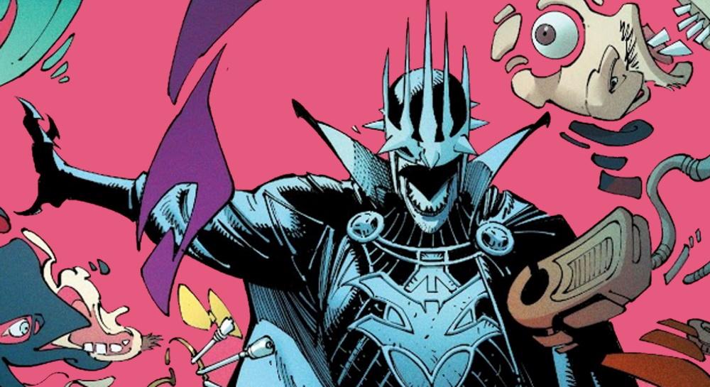 Бэтмен-Джокер обрел новую силу иимя