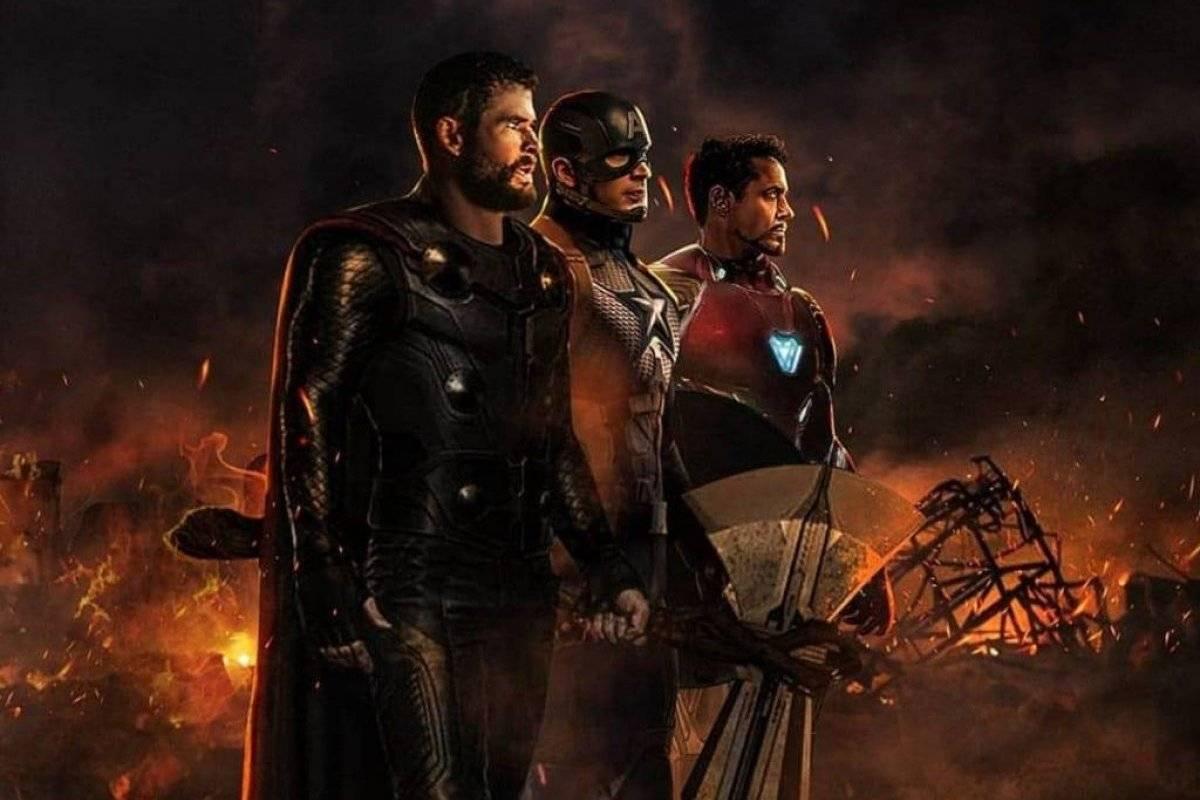 Художник показал неиспользованные постеры для «Мстителей: Финал»
