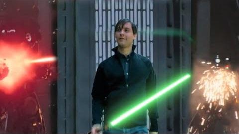 «Мандалорец»: злой Тоби Магуйар весело уничтожает Темных штурмовиков вместо Люка Скайуокера