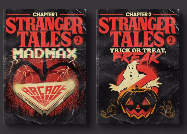 Эпизоды 2 сезона «Очень странных дел» встиле книг Стивена Кинга икартриджей Atari