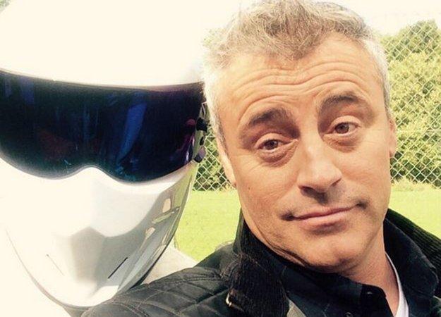 Мэтт Леблан останется лицом Top Gear на протяжении еще двух лет