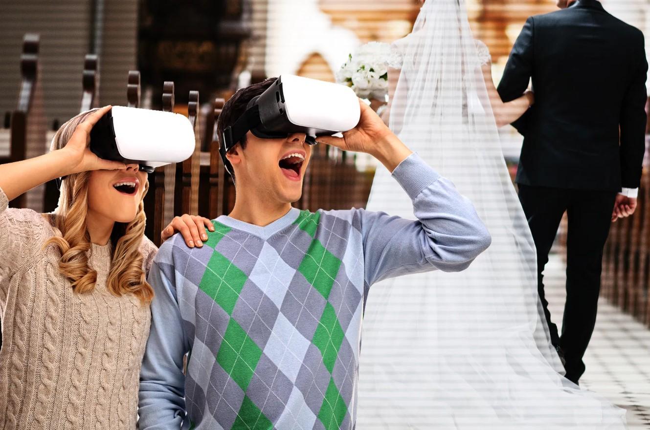 Свадьбы небудут прежними: ЗАГСы осваивают виртуальную реальность