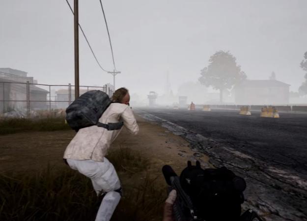В PUBG вновь появился туман, шторм, ветер и дождь, но пока только на Эрангеле
