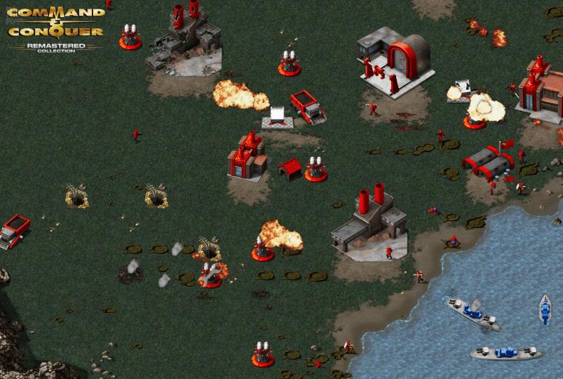 Что говорят западные критики оремастере Command & Conquer