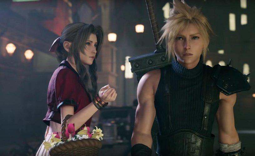 В PSN нашли обложку демоверсии ремейка Final Fantasy VII