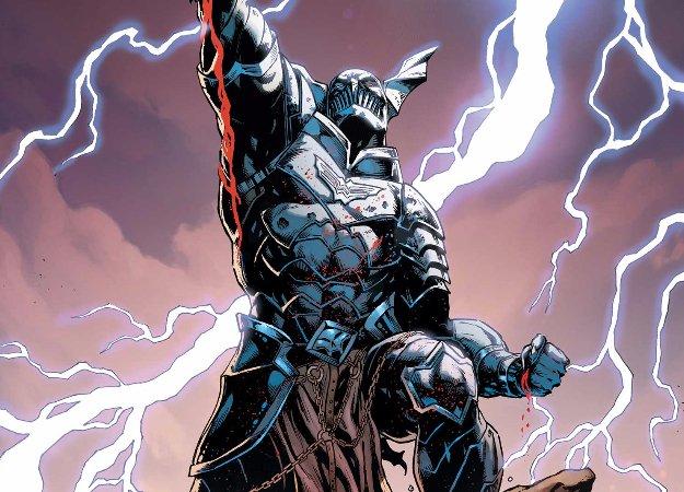 Как появился злой Бэтмен-Арес изDark Nights: Metal?
