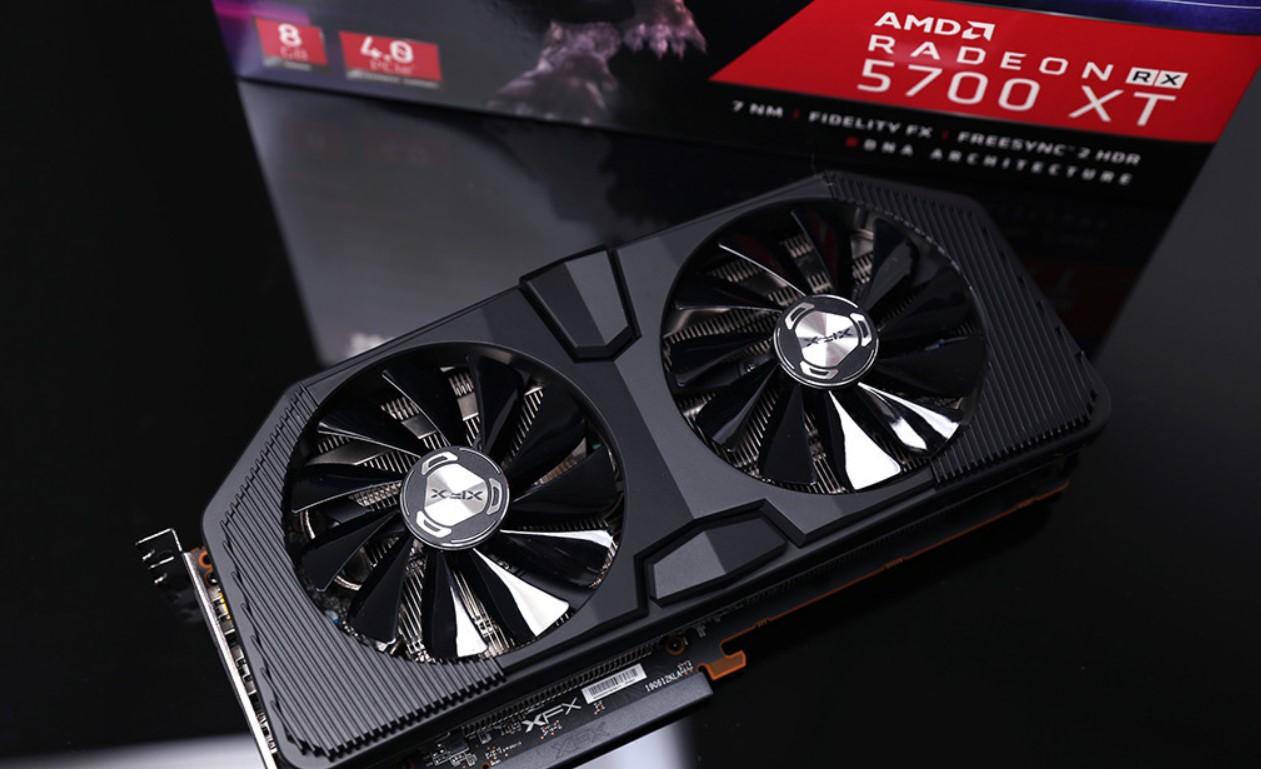 Геймеры жалуются наперегрев Radeon RX5700. Все дело вкоротких винтах