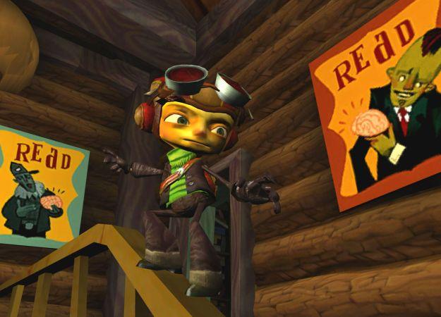 Оказалось, что завыпуск Psychonauts Тима Шейфера стоит благодарить создателя The Sims Уилла Райта