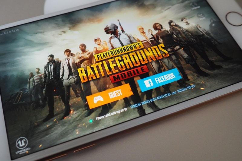 Мобильная PUBG — самая популярная мобильная игра за I квартал 2018 года