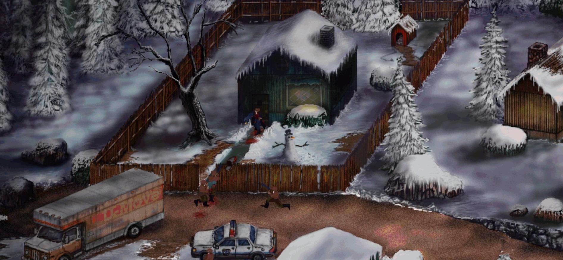 Postal 1997 года стала бесплатной. Прямо сейчас в Steam в нее играют 314 тысяч человек