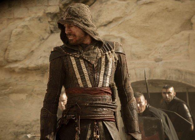 «Ябы сделал его более развлекательным»: Фассбандер офильме Assassin's Creed